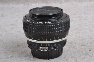 【品光數位】  NIKON Noct-Nikkor 58mm F1.2 手工打磨非球面鏡片 夜之眼 #14206A