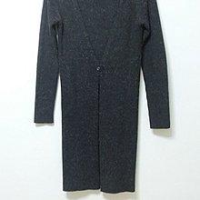 pazars 長版針織外套 罩衫 長外套