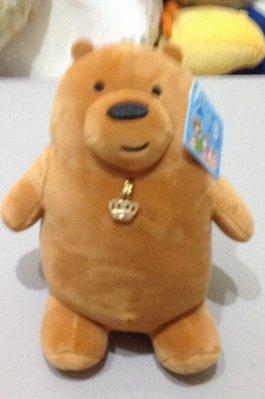 全新棕色熊