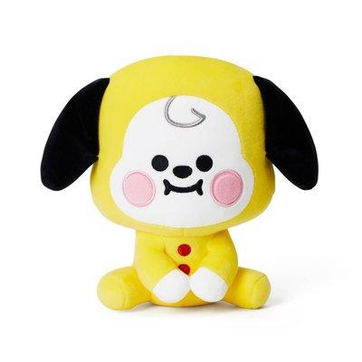 全新 韓國直購 Line friends BTS BT21 Baby CHIMMY 20CM 公仔 JIMIN 朴智旻 正品(旺角門市自取)預購貨品請先入數