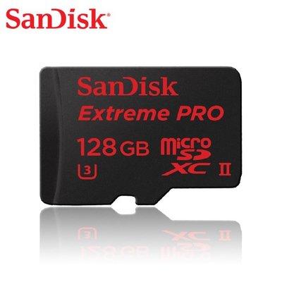 [保固公司貨]Sandisk Extreme PRO micro SDXC記憶卡 128G(SD-m275M-128G)