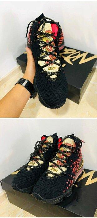 臺湾現貨-Nike LeBron 17 Courage 周杰倫 勇氣毅力 男鞋 籃球鞋 CD5054-001 us13