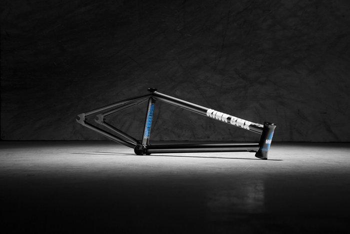 [Spun Shop] Kink BMX The Williams frame 車架 - 亮光黑色