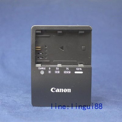 全新佳能Canon LC-E6E原廠充電器LP-E6電池充電器EOS 5D2 5D3 7D 60D 6D 70D 5D 桃園市