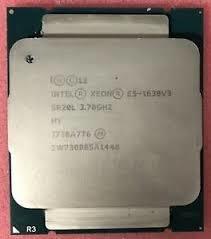 🎯高誠信CPU 回收 2011 正式 QS ES,Intel Xeon E5-1630-v3 加專員𝕃:goldx5