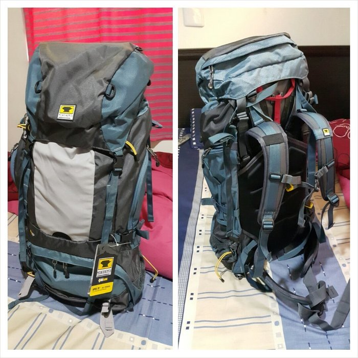 全新戶外登山品牌MountainSmith APEX 75公升+25 可擴充到100公升,歡迎試背面交,賠錢賣7500元