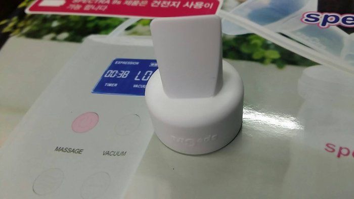 2016新款 韓國代購 Spectra 貝瑞克 9 9S 原廠系列配件 白色鴨嘴 9+/9S/M1/S1/S2