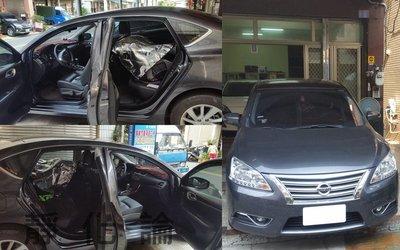 ☆久豆麻鉄☆ Nissan Sentra 可用 (四門氣密) 全車隔音套組 汽車隔音條 靜化論 芮卡國際 公司貨