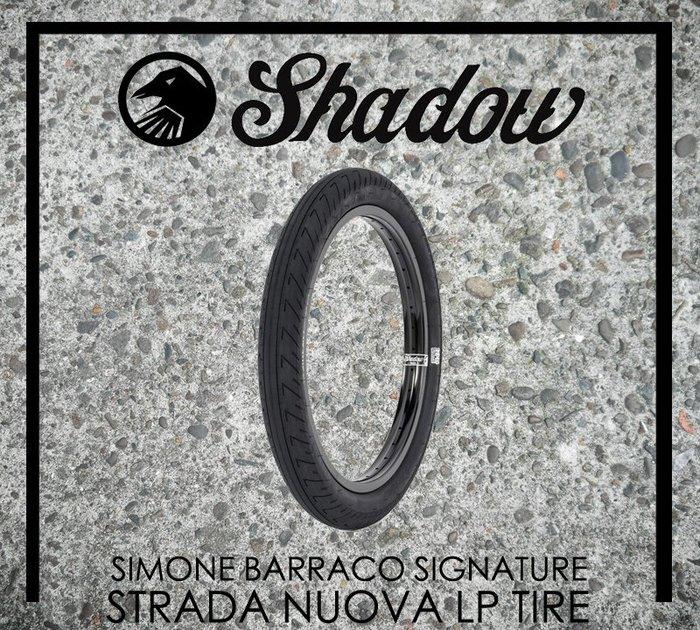 [Spun Shop] THE SHADOW CONSPIRACY Strada Nuova LP Tire 街道外胎