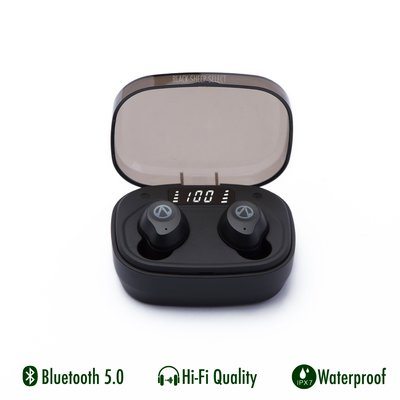 TWS-i8s 無線藍芽耳機 千元耳機同級之最 一年保固 IPX7防水等級 藍芽5.0升級版 音質柔和 通話清晰