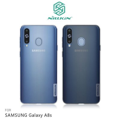 *phone寶*NILLKIN SAMSUNG Galaxy A8s 本色TPU軟套 保護套 手機殼 透色