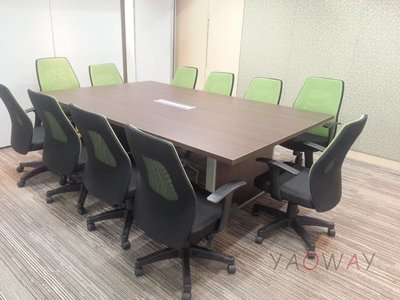 【耀偉】OTTO系統工作站 (辦公桌/辦公屏風-規劃施工-拆組搬遷工程-組合隔間-水電網路)1