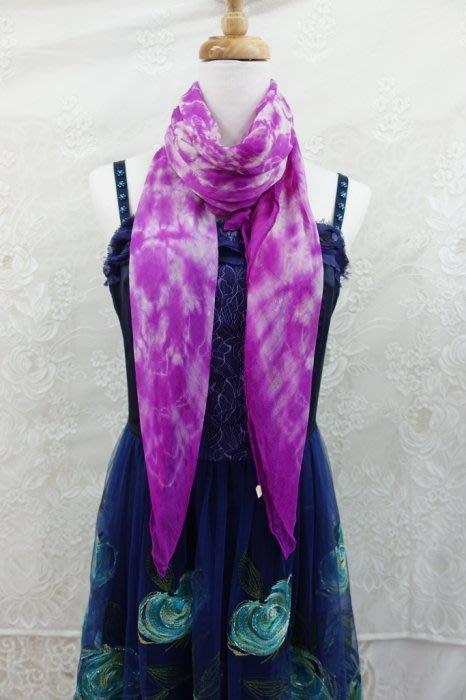 日本莓紫白100%絲巾zara.uni.mk.h&m.icb.ca.gap.polo.a&f.a la.iro.moma