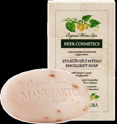 啤酒花保濕天然香皂 Emollient Vegetable Soap with Brewer´s Yeast 150g