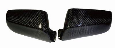 DJD19050334 BMW F10 10-11年 碳纖維後視鏡蓋 卡夢後照鏡蓋