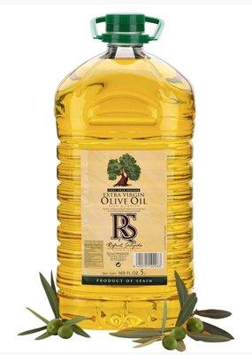 【油樂網】聖加多Rafael Salgado 橄欖油 Extra Virgin Olive Oil (特級初榨)5L