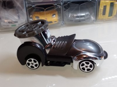 Hasbro Disney 電鍍銀色 中國製造 合金車