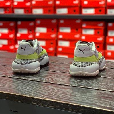 ROY潮鞋專櫃代購 Puma彪馬ALTERATION BLITZ 新款男女復古老爹鞋跑步鞋370931 04