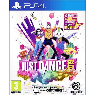 全新未拆 PS4 舞力全開2019 (含1個月會籍) (Camera或APP必須) -中文版- Just Dance