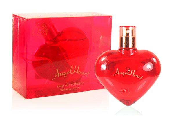 ☆MOMO小屋☆AYP Angel Heart 天使心 女性香水 50 ML