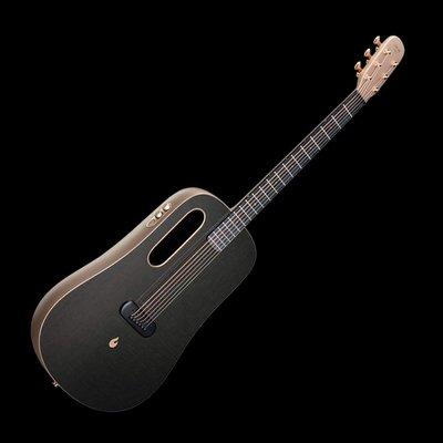 LAVA ME PRO Free Boost 插電加振款 41吋 碳纖維 民謠吉他 金色 - 【他,在旅行】