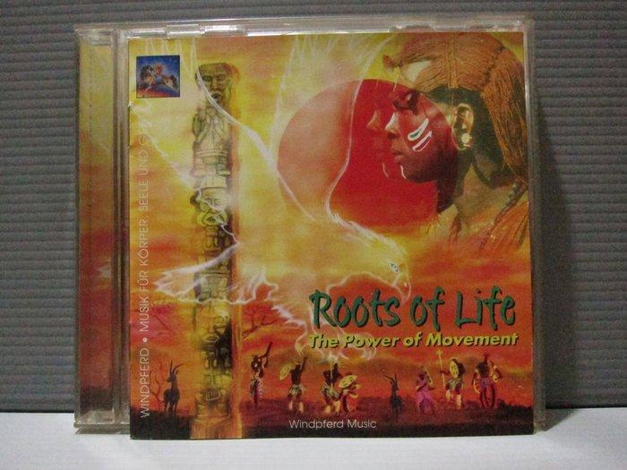 The Power Of Movement - Roots Of Life 舞動大地 生命律動 原版CD片美 保存佳