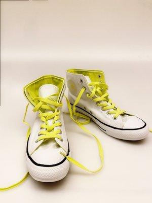 🍒🍒Converse高筒螢光鞋 (061401)