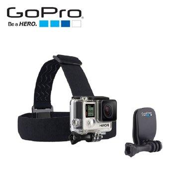 【行車達人】GoPro 快拆頭部綁帶 ACHOM-001 (公司貨)