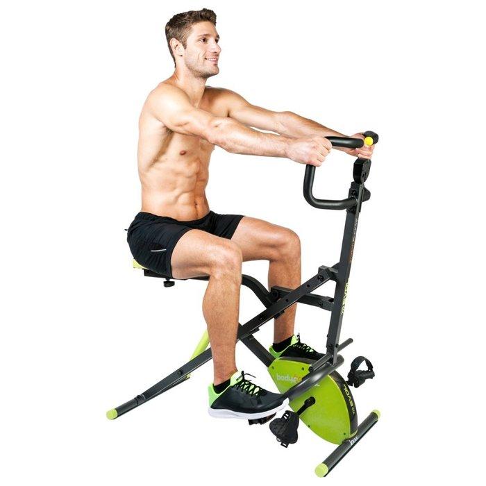 【Fitek 健身網 年終特價】新型專利☆兩用健身車+健腹機☆折疊式磁控健身車☆騎馬機+健身車☆飛輪式磁控健身車