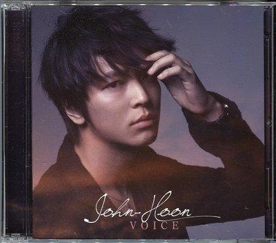 【嘟嘟音樂坊】金楨勳 Kim Jeong Hoon - 聲情告白 VOICE  CD+DVD