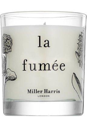 英國 MILLER HARRIS La Fumée scented 香氛蠟燭 185g (預購)