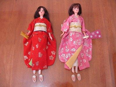 1996年 新年快樂芭比娃娃 收藏型芭比娃娃 紅 Happy New Year Barbie collection