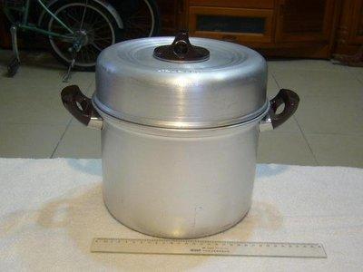 早期鋁製奶瓶消毒鍋~~MARTEX~~含蓋最高約26CM~~懷舊.擺飾.道具