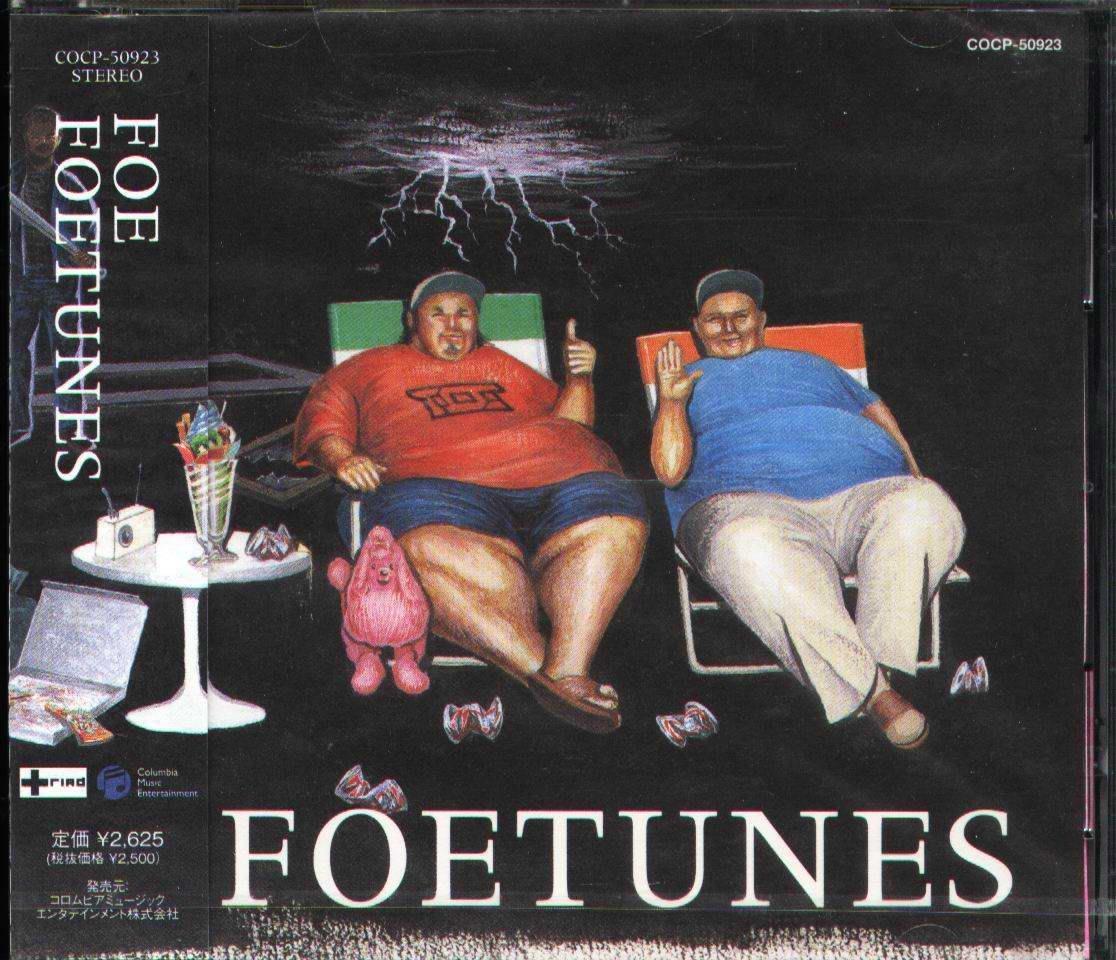 K - FOE - FOETUNES - 日版 - NEW