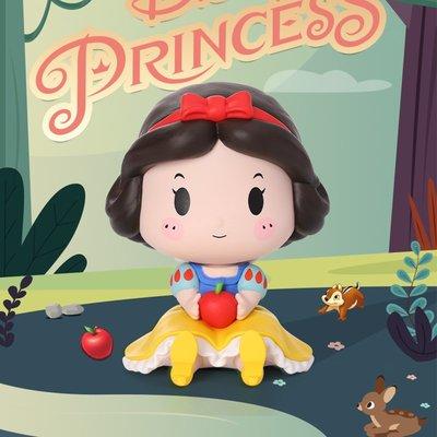 手辦盲盒一套全套泡泡瑪特迪士尼公主坐坐系列抖音網紅動漫手辦一整套