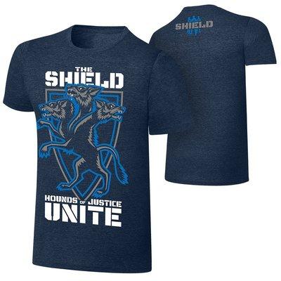 [美國瘋潮]正版 WWE The Shield Cerberus Special Edition Tee 地獄犬最新衣服