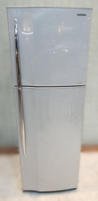 樂居二手家具(中)台中西屯二手傢俱買賣推薦 RE10316*東芝228L雙門冰箱*營業用冰箱 二手家電 洗衣機拍賣