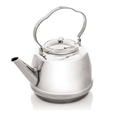 【綠色工場】Petromax Teakettle TK3 不鏽鋼煮水壺 5L