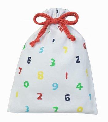 ☆Juicy☆日本 森林風 SOU SOU 束口袋 收納包 小物包 化妝包 手拿包 萬用包 衛生棉袋 3154