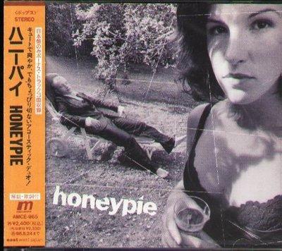K - Honeypie Self Title - 日版 +3BONUS - NEW
