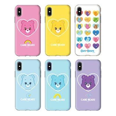 彩虹熊 手機殼│雙層殼│iPhone X XS MAX XR 11 PRO 12 MINI│z8721