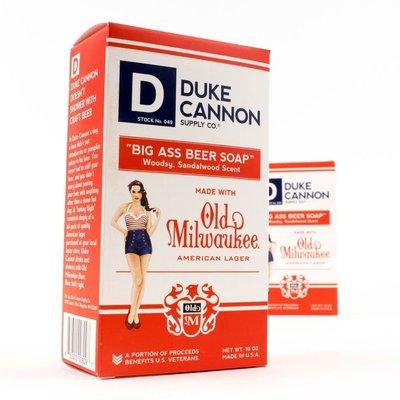 Duke Cannon - BIG ASS「啤酒」大肥皂 - LTS 現貨