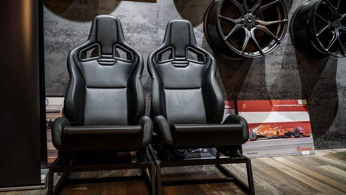國豐動力 RECARO SPORTSTER CS 現貨 全皮 未含配件 展示品 中古品 賽車椅 一對二張