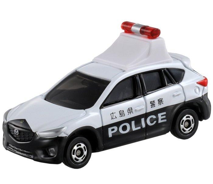 TOMICA TM082_82451馬自達CX-5 MAZDA警車 日本TOMY多美小汽車 永和小人國玩具店