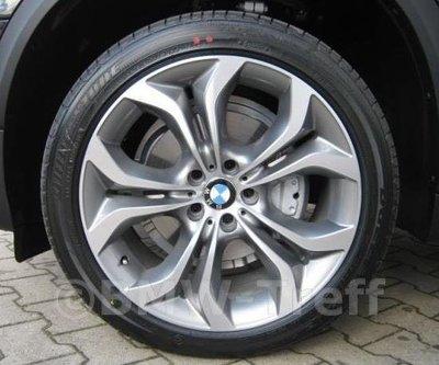 國豐動力 BMW STY336 10J ET40 X5 X6 全新鋁圈 只有二個 特價出清 單顆價格 歡迎洽詢 20吋