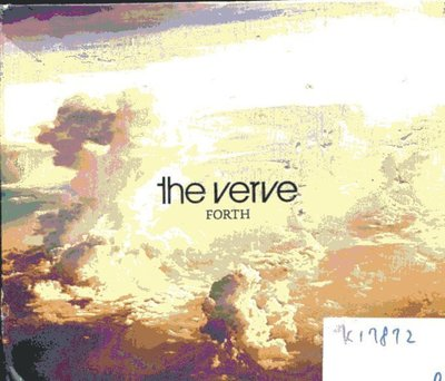 *真音樂* THE VERVE / FORTH 二手 K17872