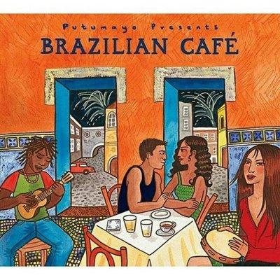 A2 全新 未拆 最後1張 現貨 putumayo 巴西咖啡館 Brazilian Cafe CD