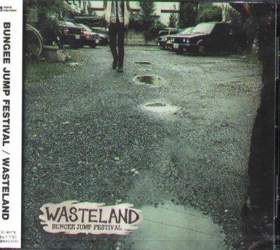 K - BUNGEE JUMP FESTIVAL - Wasteland - 日版 - NEW
