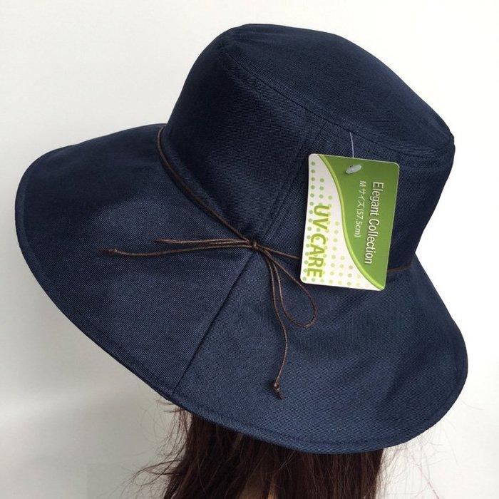 夏季特賣 日本防紫外線抗UV夏季輕薄遮陽防曬帽 寬大帽沿日本帽子 可折疊 速乾