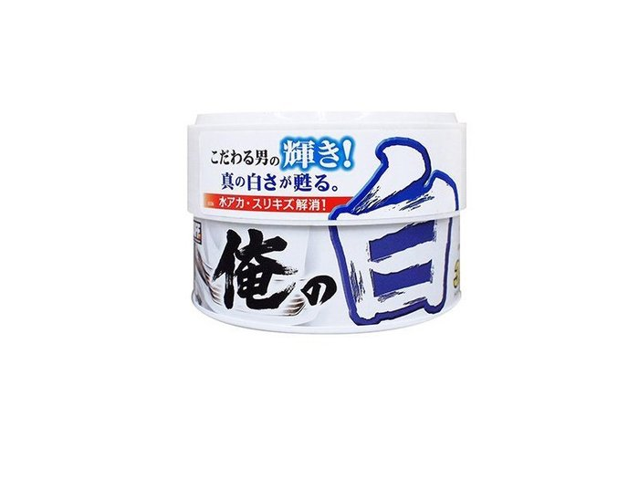 《達克冷光》PROSTAFF 純白亮光軟蠟(俺) S136